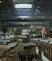 Billet rolling mill Drin, soaking pits