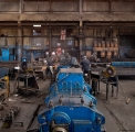 Special Steel Sections, rolling mill