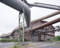 ThyssenKrupp Bruckhausen, blowing engine...