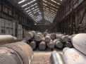 Union Electric Steel, casted rolls