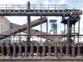 Vitkovicke zelezarny, coke plant and mine