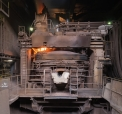 ŽĎAS, electric arc furnace